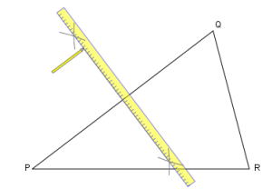 Printable Instructions For Finding The Centroid Of A Triangle With