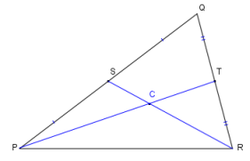 how to draw a centroid
