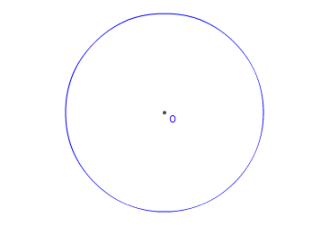 image about Circle Printable referred to as Printable recommendations for making a pentagon inscribed