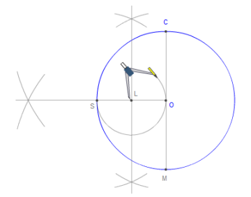 construct a pentagon with a compass tutorvista answers
