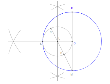 how to draw a pentagon without a circle